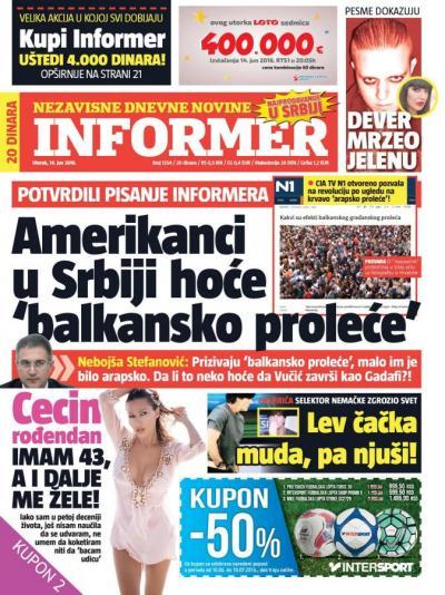 Да ли ВЕЛЕИЗДАЈНИК спрема цензуру интернета и затварања медија пред издају Косова? 3